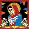 6x6 Tile Day of the Dead Virgin Mary 7966A