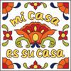 6x6 Tile Talavera Mi Casa White 7919W