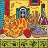 6x6 Tile Chianti Cat7489A