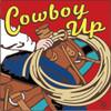 6x6 Tile Cowboy Up 7883A