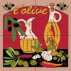 Tile Mural L'Olive Italian Delight