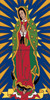 "12"" x 6"" Tile Sign Our Lady of Guadalupe"