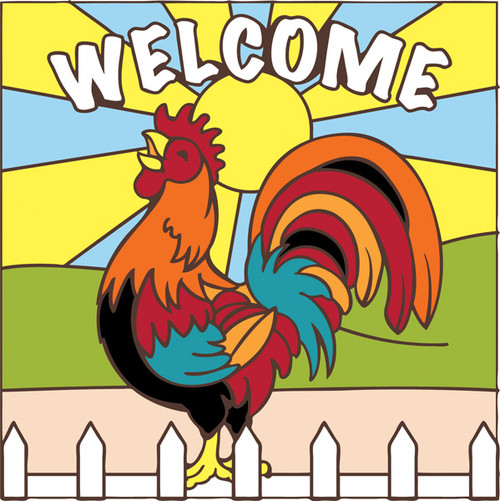 Welcome Rooster