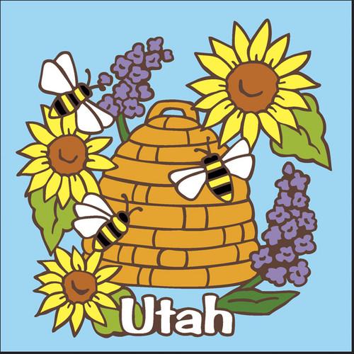 6x6 Tile Beehive Utah