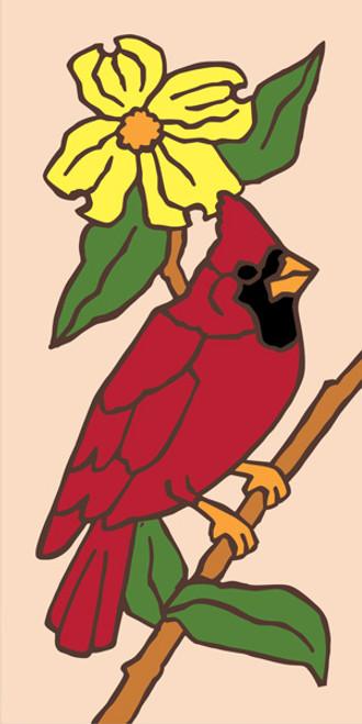 3x6 Tile Cardinal (Sand)