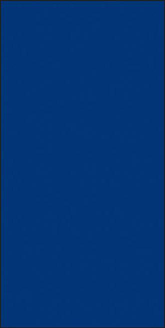 3X6 Number BlankC Cobalt Background