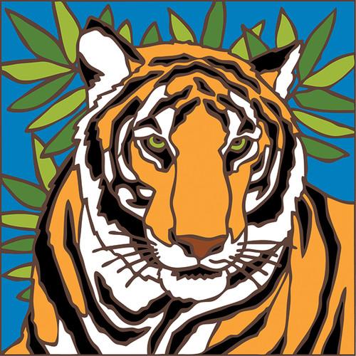 6x6 Tile Tiger