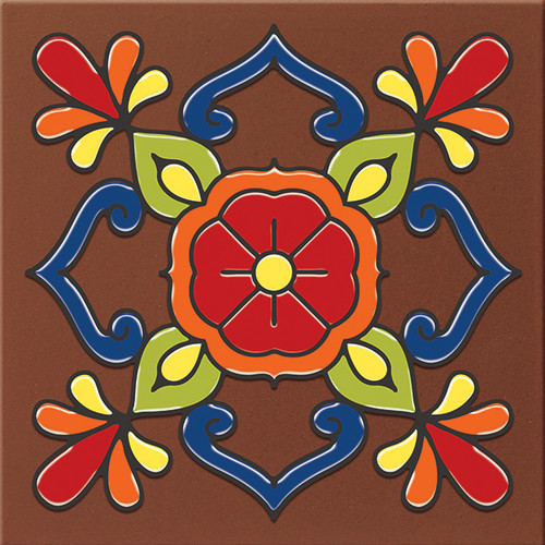 """6X6 Tile Talavera """"Naturals"""""""