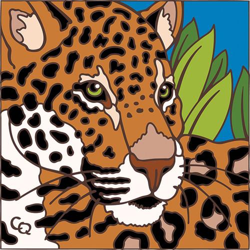 6x6 Tile Jaguar