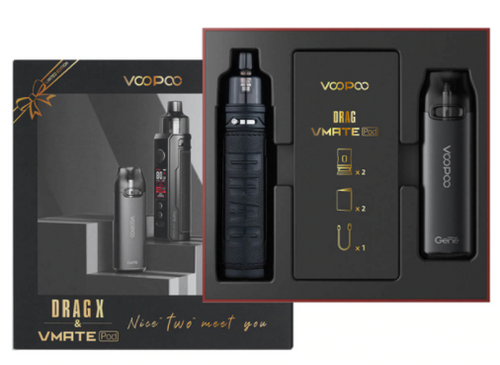 Voopoo Drag X Vmate kit Limited Edition