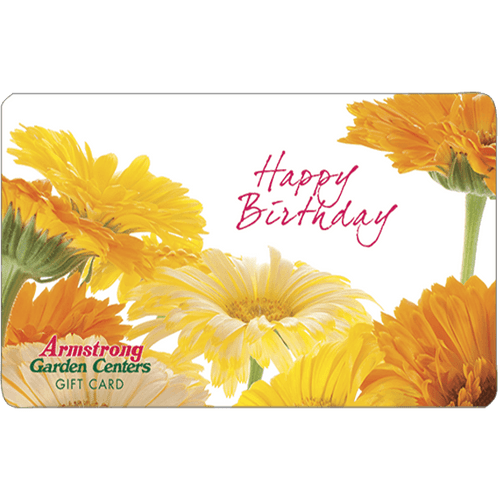 Digital Birthday eGift Card