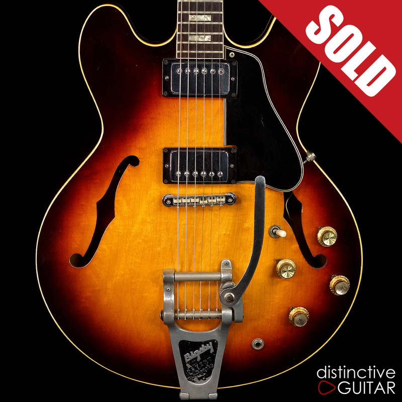 1968 Gibson ES-335 Sunburst