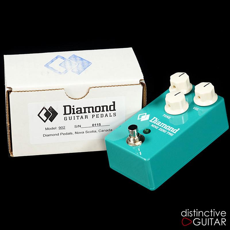 Diamond 902 Nine Zero Two Overdrive