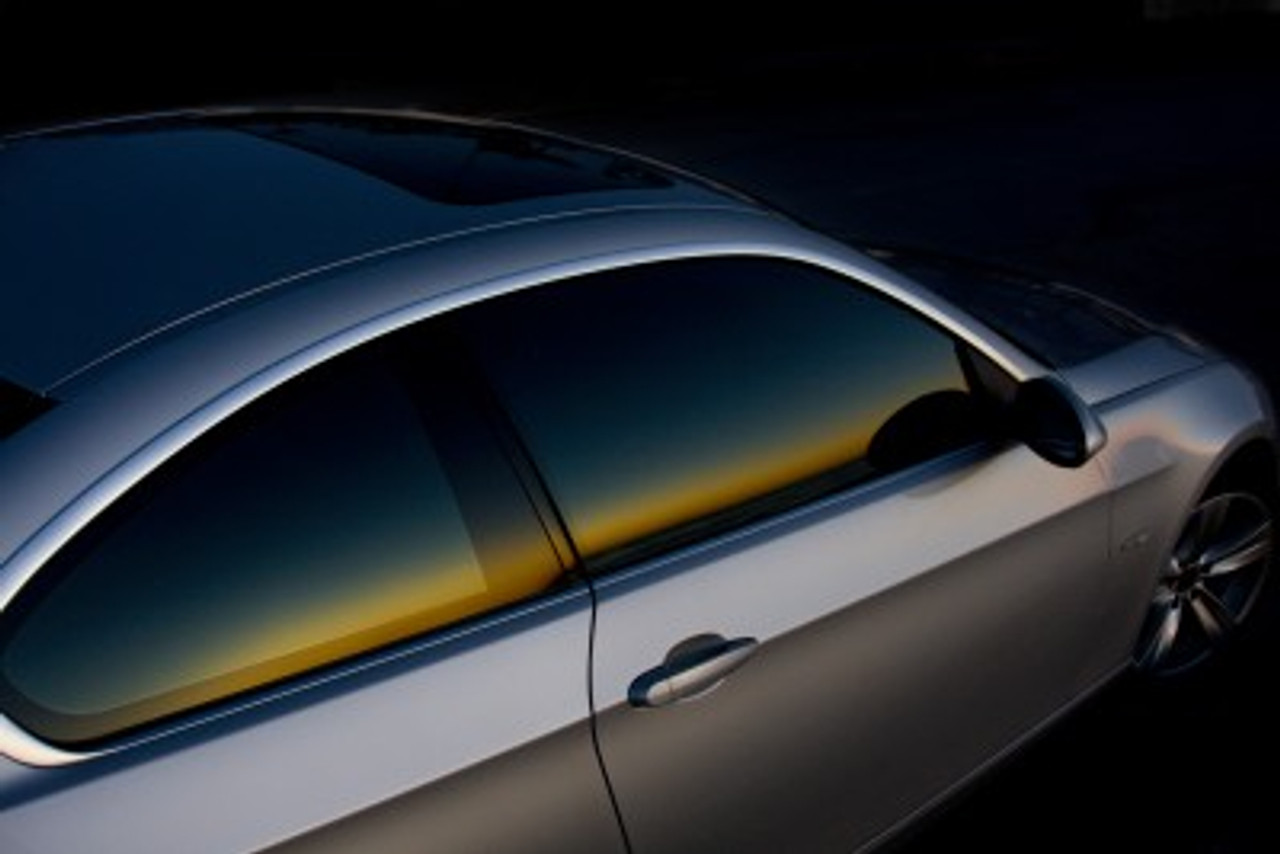 Sunstrip Any Shade Precut Window Tint for Chevy 1500 Extended Cab 88-98
