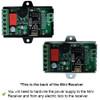 Wireless RF Indoor Access Contol Receiver board