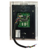 ACCESS CONTROL BLACK WITH CLEAR BORDER CARD READER AND KEYPAD - 356-3103 rear view