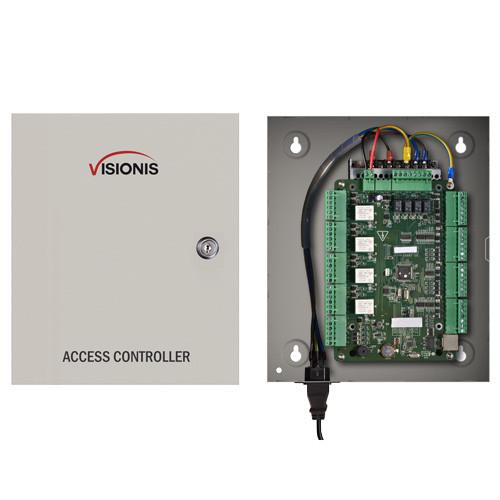 Four Door Network Access Control Panel - 356-AXESS-4ETL