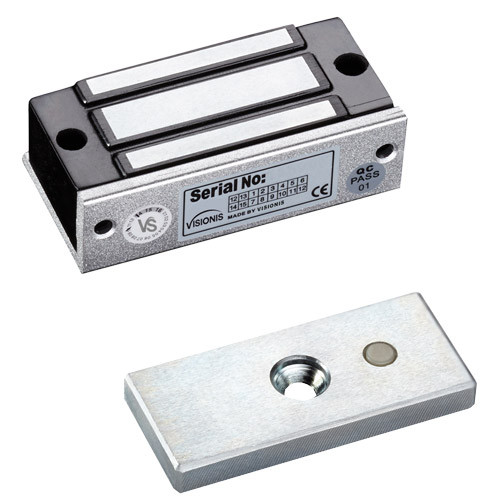 SMALL ELECTRIC CABINET AND SMALL DOOR MAGLOCK 120LBS FOR OUTDOOR USE FAIL SAFE NORMALLY CLOSED - 356-ML120
