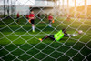 8x24 Twisted Soccer Goal Net with square net