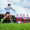 Soccer Wall Free Kick Mannequin Player Shooting