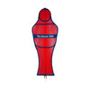 Soccer Wall Youth Free Kick Mannequin Red