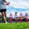 Soccer Wall Youth Free Kick Mannequin