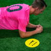 Exercise Markers Plank Position | Soccer Training Equipment Accessories & Markers