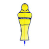 Soccer Wall Pro Free Kick Mannequin Yellow