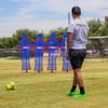 Soccer Wall Pro Free Kick Mannequin Set
