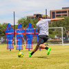 Soccer Wall Pro Free Kick Mannequin Player Shooting