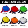 Soccer Wall Club Free Kick Mannequin Colors