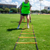 Soft Slat Speed Ladder | Speed and Agility Soccer Training Equipment