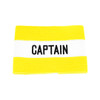 Yellow Captains Band with White Stripe