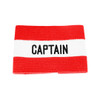 Red Captains Band with Black Name