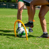 Round Passing Arc/Gate Set with Bag | Soccer Innovations Training Equipment