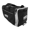 Large Soccer Equipment Bag with Wheels Side View