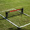 Mini Soccer Tennis Net with Marking Strap  | Soccer Training Equipment Passing & Ball Control