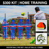David Backham home soccer training kit