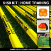 Bolt Home and Backyard Soccer Training Kit