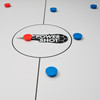 Powershot soccer tactic board with aluminum frame