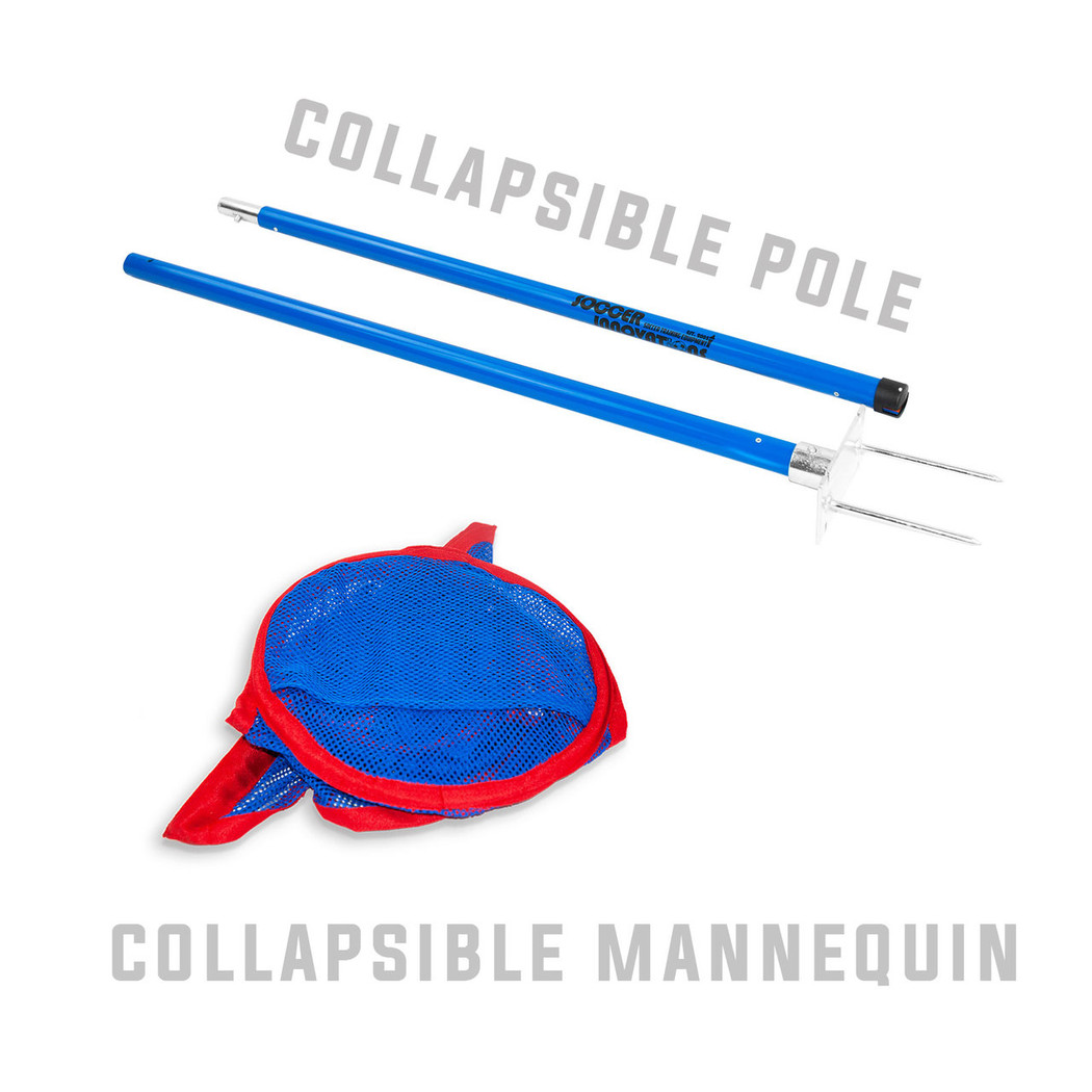 Soccer Wall Club Single Collapsible Design