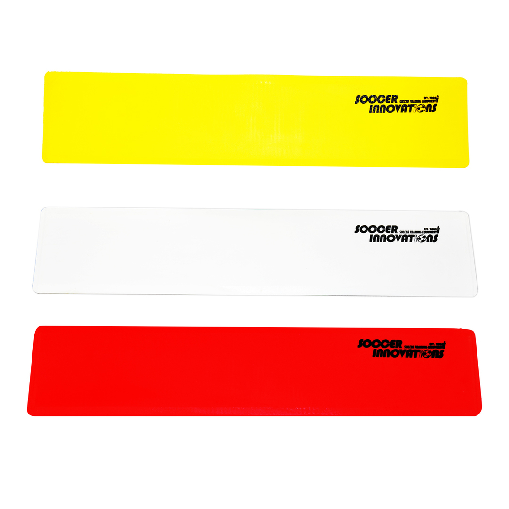 Flat Marking Strips | Soccer Training Equipment Markers & Accessories