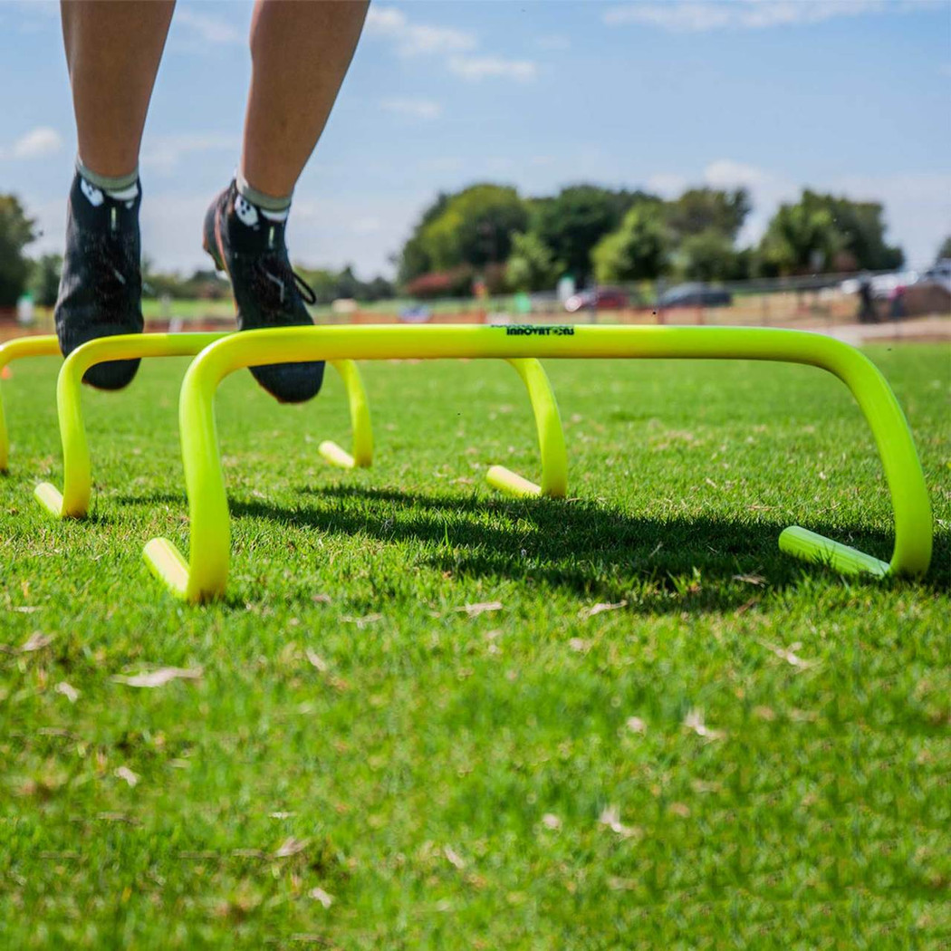 Super Speed and Agility SAQ Kit Hurdle | Speed and Agility Soccer Training Equipment