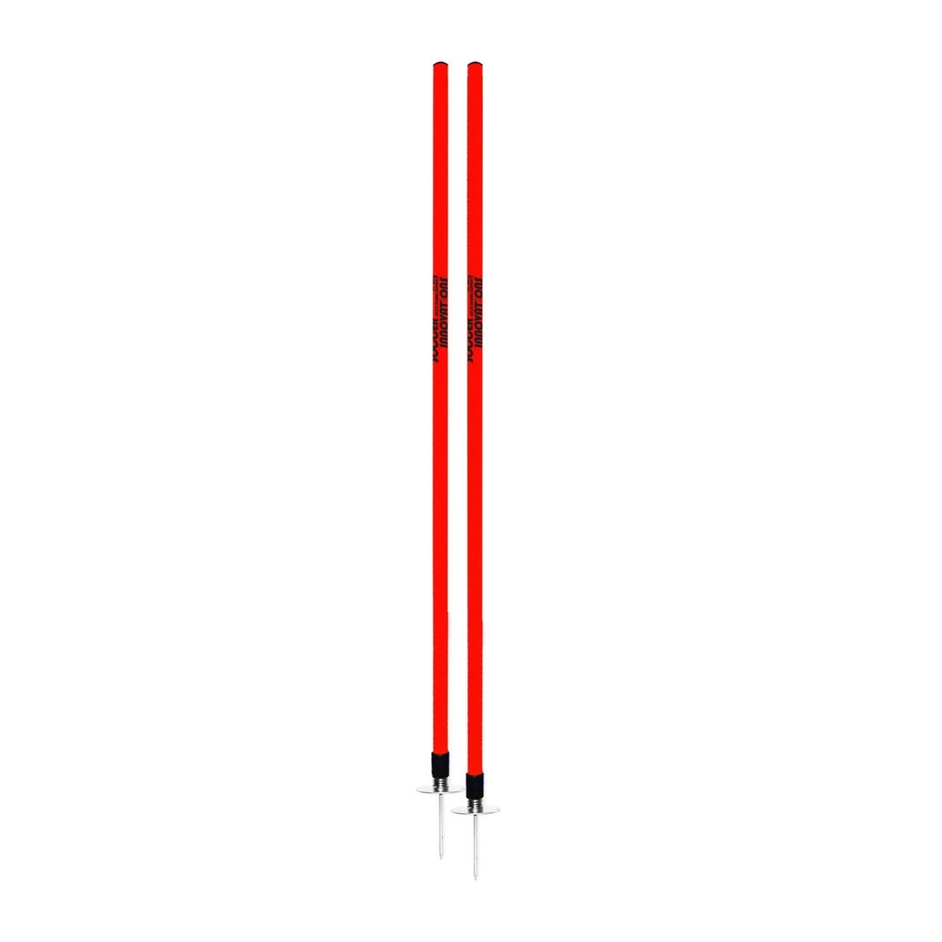 Soccer Speed Pole Set with Spring Base   Speed & Agility Soccer Training Poles