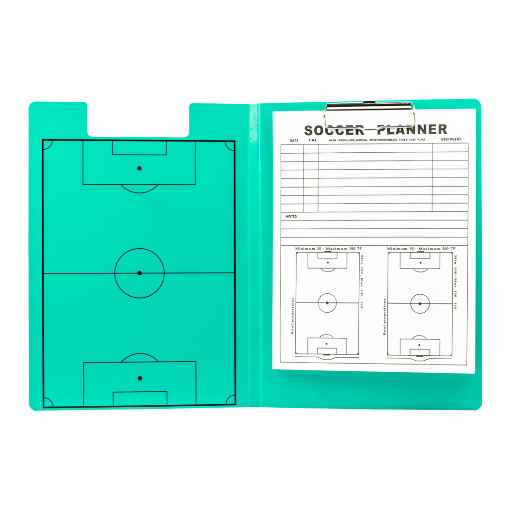 Soccer note Replacement Pad  | Soccer Equipment Markers & Accessories