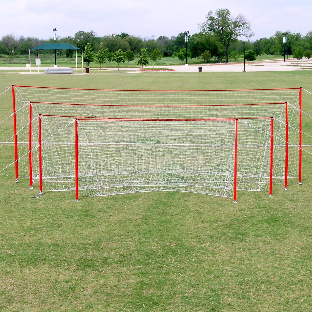 J-Goal Regulation Size Portable Goal | Soccer Innovations Training Equipment & Soccer Goals