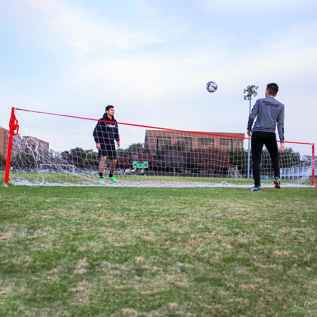 J-Goal Regulation Size Portable Goal Soccer Tennis | Soccer Innovations Training Equipment & Soccer Goals