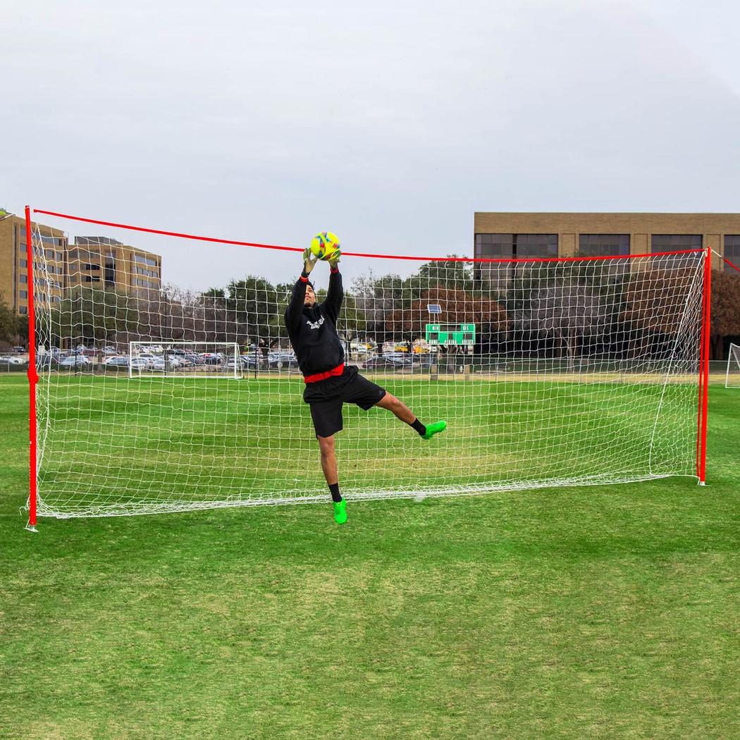 J-Goal Regulation Size Portable Goal 6x12 | Soccer Innovations Training Equipment & Soccer Goals