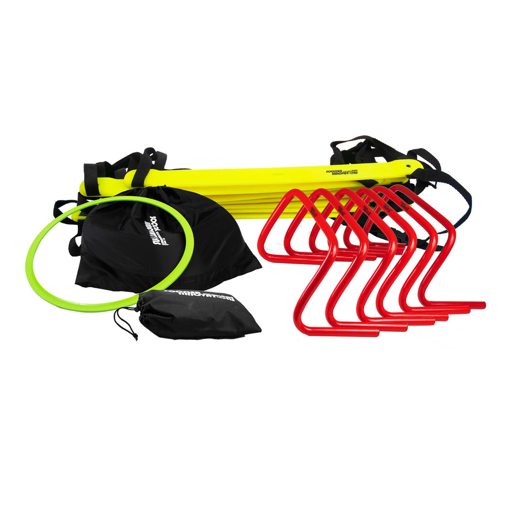 Speed Training Kit | Speed and Agility Soccer Training Equipment