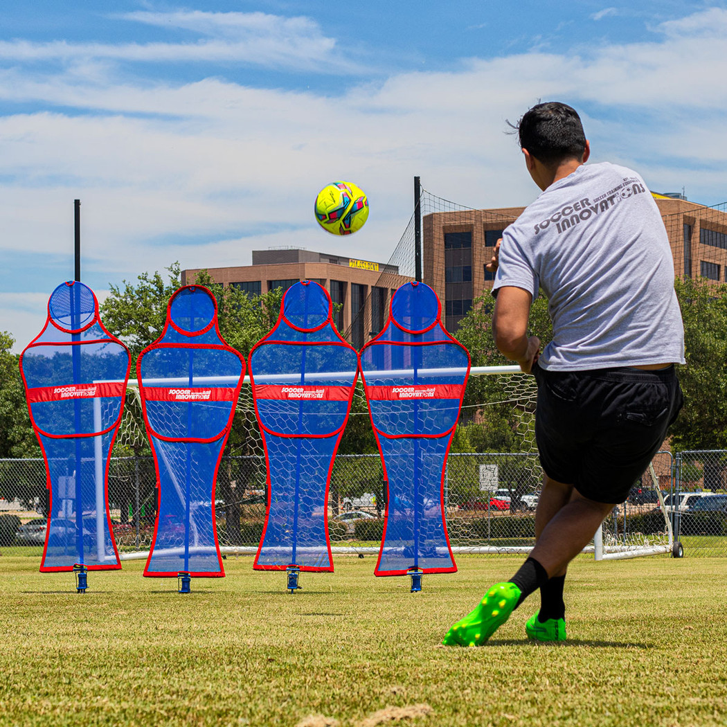 Soccer Wall Pro Free Kick Mannequin Trainer